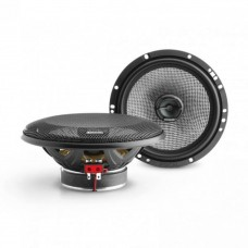 """Focal Access 165AC 6.5"""" 17cm 2 Way Coaxial Car Speakers 120w 1 Pair inc grills"""