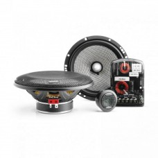 """Focal Access 165AS 6.5"""" 17cm 2 Way Component Car Speakers 1 Pair inc grills"""