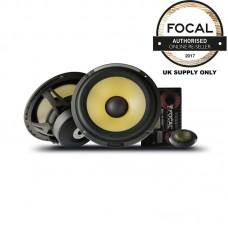 "Focal ES165K ELITE K2 Power 6.5"" Component Speakers"