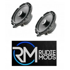 """Focal IC PSA 165 6.5"""" Coaxial Front / Rear Speakers Peugeot 308 2013 On"""