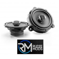 """Focal IC REN 130  5.25"""" Coaxial Front / Rear Speakers for Dacia Duster 10 - 2017"""