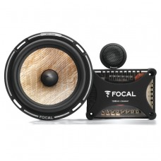 "Focal PS165-FX Flax Cone 6.5"" 2-Way Flax Cone Component Speaker System 80w RMS"