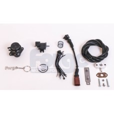 Forge FMDVATSI Audi VW SEAT Skoda 1.4 TSI Blow Off Dump Valve Kit - BLACK