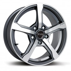 "Fox FX6 7x17"" Alloy Wheels - Set of 4"