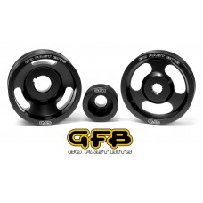 GFB 2010 Subaru Forester 2003 - 2008 Lightweight Underdrive Pulley Kit