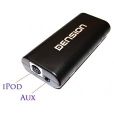 Dension GW16RE8 Renault Gateway 100 iPhone iPod Interface Adapto