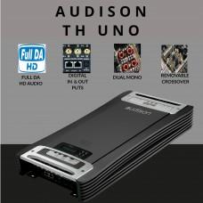 Audison Thesis TH Uno Car Dual Power Class A Mono Amplifier 2300w