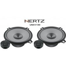 """Hertz UNO K130 5.25"""" 13cm 2 Way Car Audio Component Speakers 220W"""