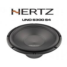 "Hertz UNO S300 S4 - 12"" Car Audio Subwoofer 1000W"