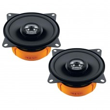 "Hertz Dieci DCX100.3 4"" 10cm 2 Way Coaxial Speakers"