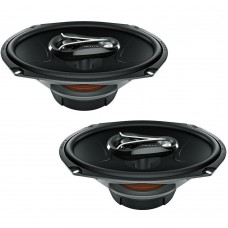 "Hertz Energy ECX690.5 6""x9"" 3 Way Coaxial Car Speakers 1 Pair"