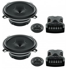 "Hertz Energy ESK130.5 13cm 5.25"" 2 Way Component Speaker Set"