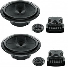 "Hertz Energy ESK165L.5 17cm 6.5"" 2 Way Component Speaker Set 300"
