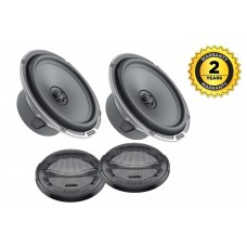 "Hertz Mille Pro MPX165.3 2 Way Coaxial 6.5"" 17cm Car Speaker inc grills"