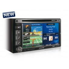 Alpine INE-W925R - Advanced Navi Station Double Din DAB