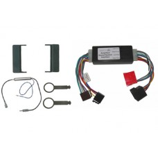 InCarTec FK-109-IGN Audi TT 8N MK1 Single Din Car Stereo Fitting Kit - Amplified