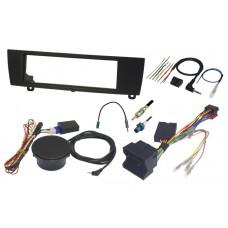 InCarTec FK-118-PDC BMW 1 Series E81 E82 E87 E88 Single Din Car Stereo Kit PDC