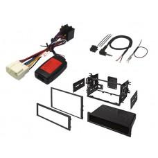 InCarTec FK-215 Honda CR-V 01 - 2006 Single / Double Din Car Stereo Fitting Kit