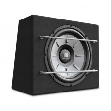 "JBL Stage 1200B 12"" Car Audio Passive Sealed Slim Subwoofer Enclosure 1000W"