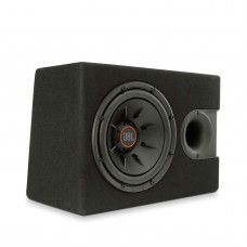 "JBL S2-1224SS 12"" Car Audio Passive Ported Subwoofer Enclosure 1100W"