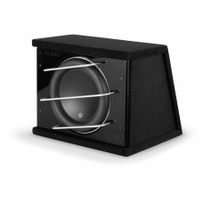 JL Audio CLS113RG-W7AE: Single 13W7AE ProWedge, Sealed, Subwoofer Box 3 Ω