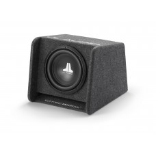 JL Audio  CP110-WØv3: Single 10W0v3 BassWedge, Ported, Subwoofer Box 4 Ω