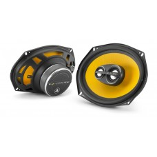 "JL Audio C1-690TX - C1 6""x 9"" 3-Way Car Coaxial Speakers 225W"