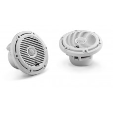 MX650-CCX-CG-WH: 6.5-inch (165 mm) Cockpit Coaxial System, White Classic Grilles