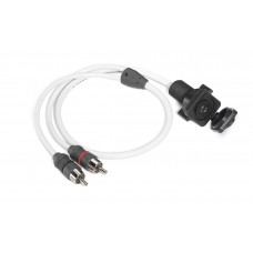 JL Audio XMD-3.5MM-PNL: 3.5 mm Audio Jack for Panel-Mounting
