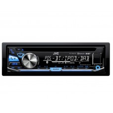 JVC KD-DB97BT Car Stereo CD DAB Bluetooth USB Aux iPod iPhone Android