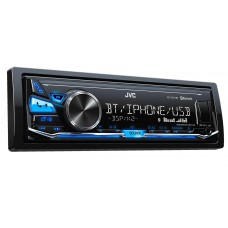 JVC KD-X341BT Mechless Car Stereo MP3 iPod Bluteooth USB A2DP AUX