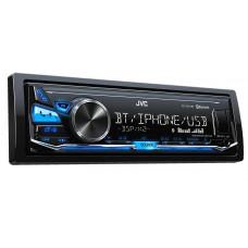JVC KD-X341BT Mechless Car Stereo MP3 iPod Bluteooth USB A2DP AUX