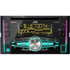 JVC KW-R910BT Car Double Din Stereo CD Bluetooth Aux USB