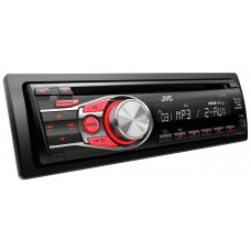 JVC KD-R331 Car Stereo CD Player MP3 with Twin Aux Input