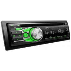 JVC KD-R332 Car Stereo CD Player MP3 with 2 Aux Input