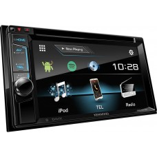 Kenwood DDX4017BT Double Din Car Stereo FM USB AUX iPod iPhone Android Spotify