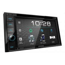 Kenwood DDX-4019DAB Double Din Car Stereo CD FM AUX USB DAB iPod / iPhone