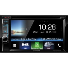 Kenwood DDX8016DABS Double Din Car Stereo DAB AM FM USB AUX iPhone Car Play