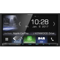 Kenwood DMX7017DABS Android Auto Apple Car Play Bluetooth App Mode iPhone 6.2""