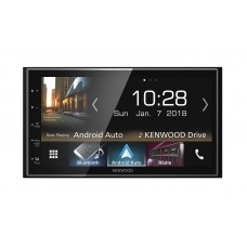 Kenwood DMX7018DABS Mechless FM DAB USB CarPlay Android Auto