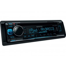 Kenwood KDC-300UV Car Stereo CD USB AUX iPod iPhone Android - 3 Preouts