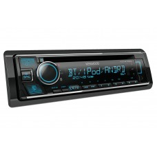 Kenwood KDC-BT530U Single Din Car Stereo CD FM  AUX USB Bluetooth iPod iPhone