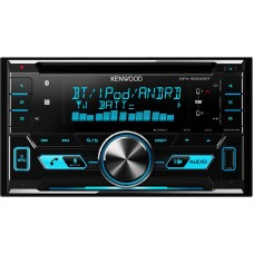 Kenwood DPX-5000BT Car Stereo CD Double Din Aux USB Bluetooth iPod Android