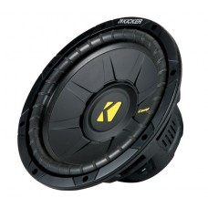 "Kicker 40CWS124 Car Audio CompS Series 12"" 4-ohm subwoofer"