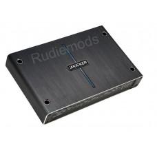 Kicker 42IQ10005 Q-Class 5 Channel Class D Car Audio Amplifier 4x125w & 1x500w