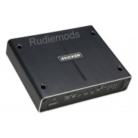 Kicker 42IQ5004 Q-Class 4 Channel Class D Car Audio Amplifier 4x125w RMS