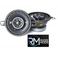 "Kicker 43CSC354 Car Audio CS 3.5"" (89 mm) Coaxial Speaker System - 30w RMS"