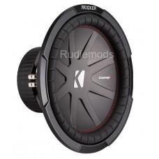 """Kicker 43CWR124 12"""" Dual Voice Coil Car Audio Subwoofer - 500w RMS"""