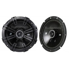 "Kicker 43DSC6704 6.5"" 17cm Coaxial Car Audio Speakers - 60w RMS"