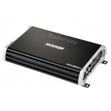 Kicker DXA2504 4 Channel Class D Subwoofer Amplifier 4x60w RMS at 2ohm